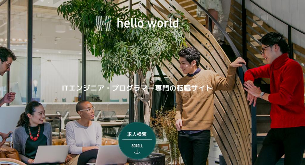 hello world(ハローワールド)