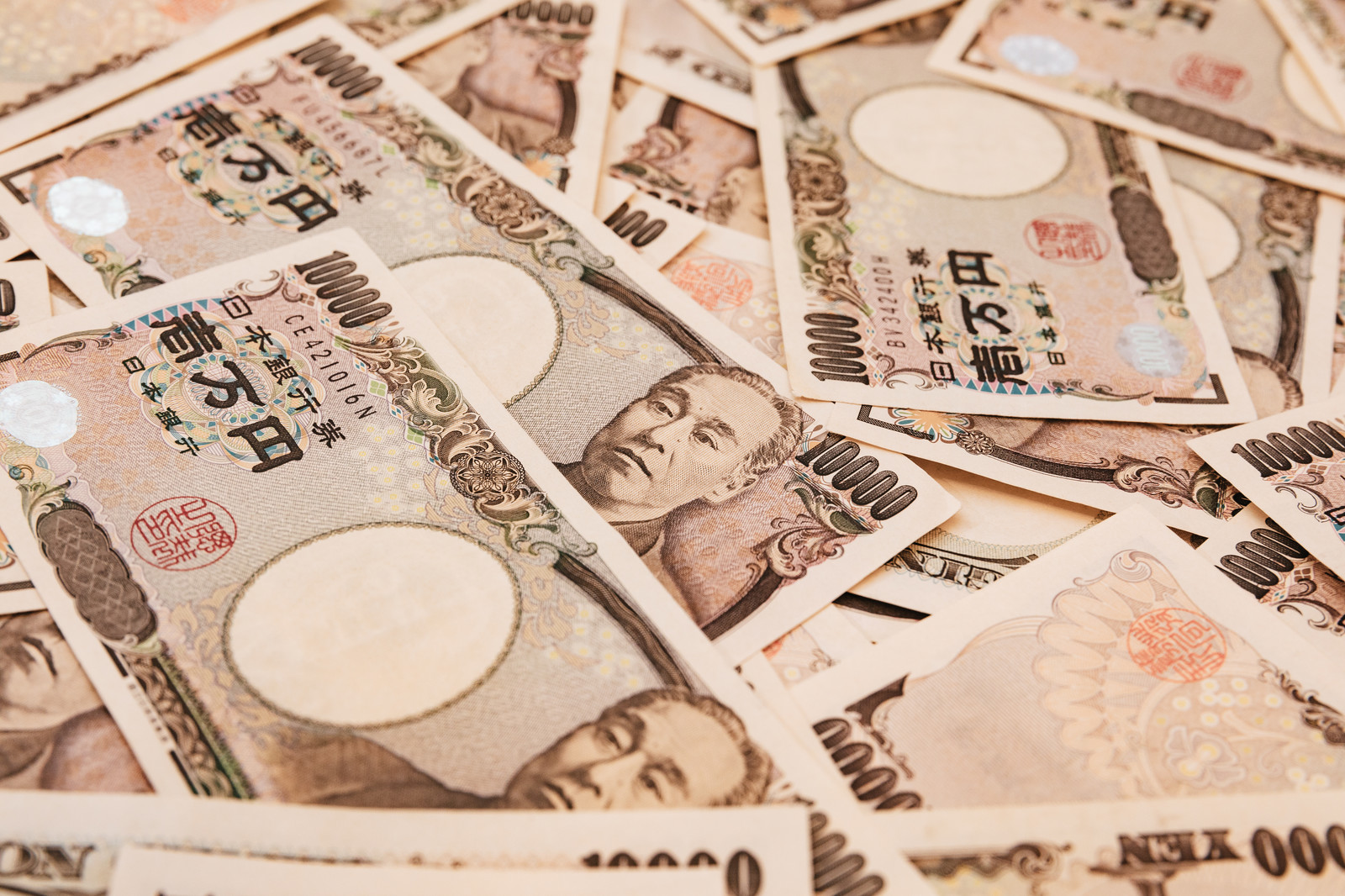 1万円札の画像